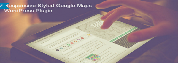 Responsive Styled Google Maps