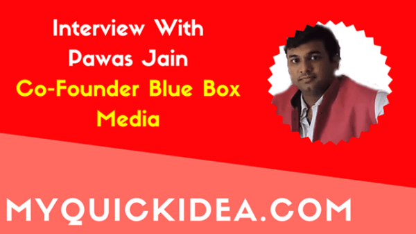 interview with pawas jain