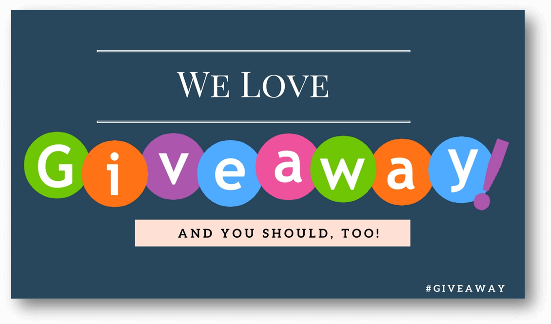 Why We Love Giveaway