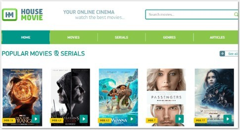 Top Best Free Movie Streaming Sites to Watch Movies Online