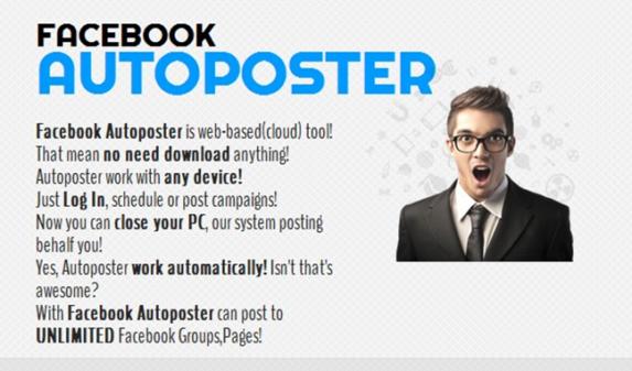 Facebook-Auto-Poster