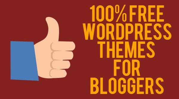 Free WordPress Blog Themes Responsive 2015