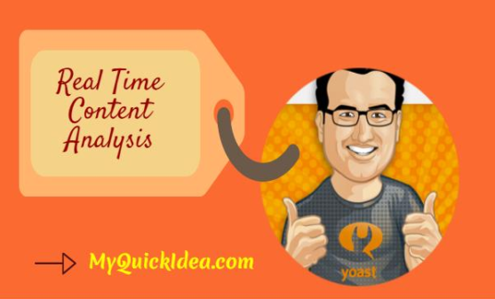 Yoast Real Time Content Analysis