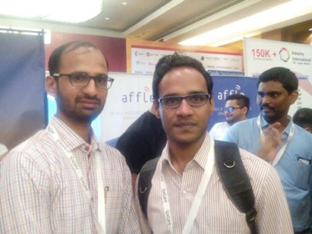 At Affiliate Summit With Kulwant Nagi