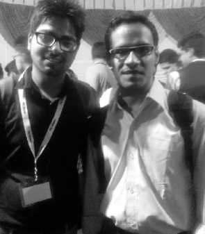 At payoneer Meet with Ankit Singla