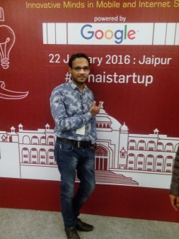 Google Startup Event