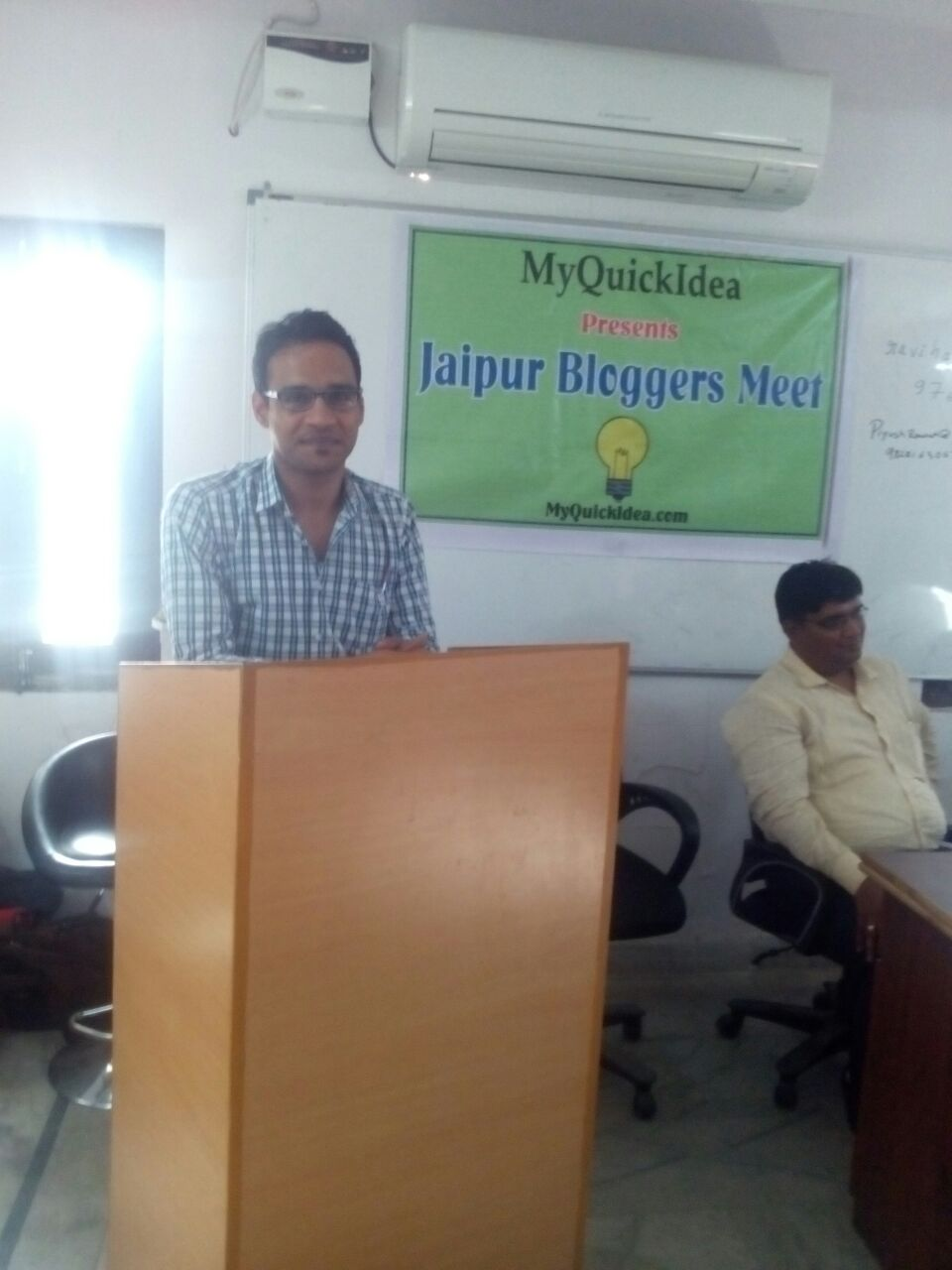 jaipur bloggers meet- 2