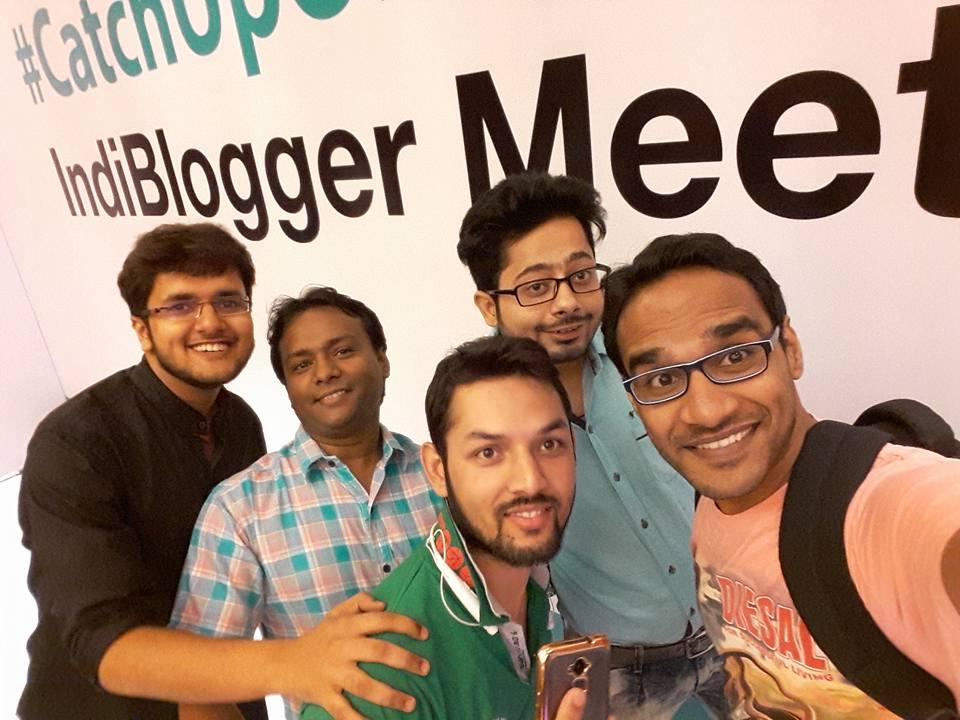 indiblogger meet-2