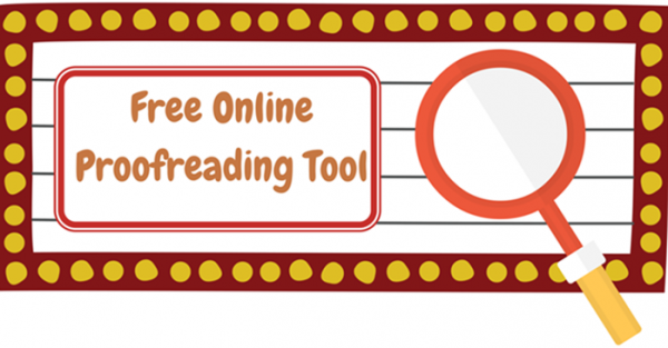 Free Online Proofreading Tool