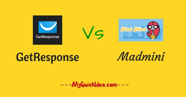 GetResponse vs. MadMimi