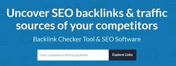 Rank Signals best free backlink checker tool