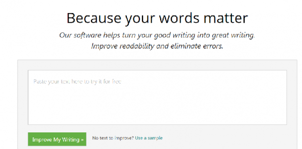 prowritingaid Free Proofreading Checker Online