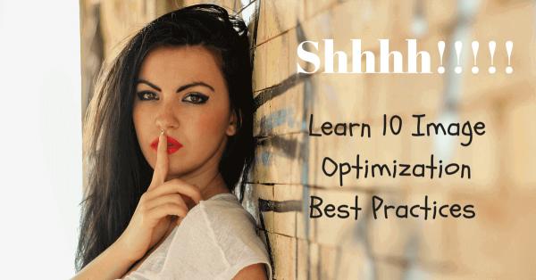 Image Optimization Best Practices