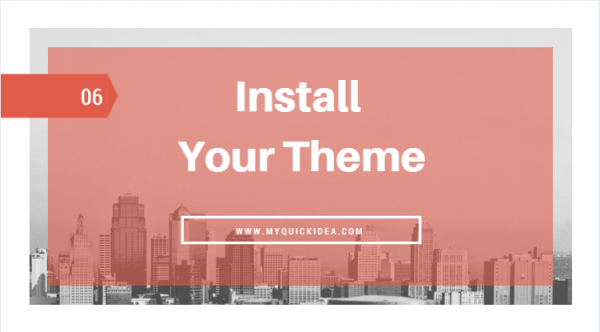 Install Your Theme