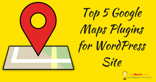Google Maps Plugins for WordPress