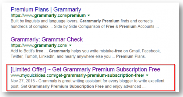 A Case Study: How I Won Grammarly Premium for Almost a Year