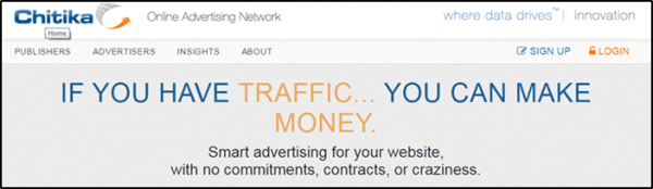 Chitika Online Advertising Network