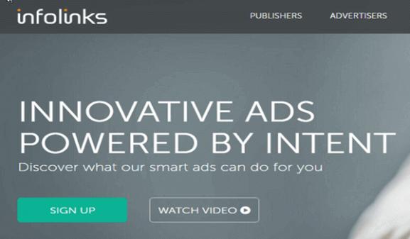 Infolinks Innovative Ads