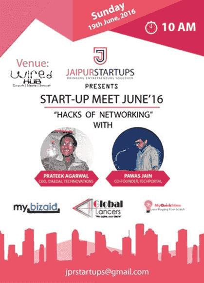 Jaipur Start-up Meet