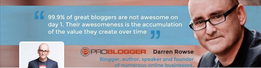 Darren Rowse (@problogger)