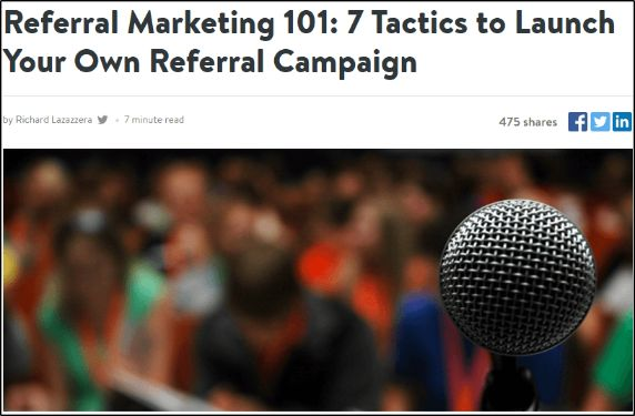 Referral Marketing 101_ 7 Tactics to Launch Your Own Referral Campaign
