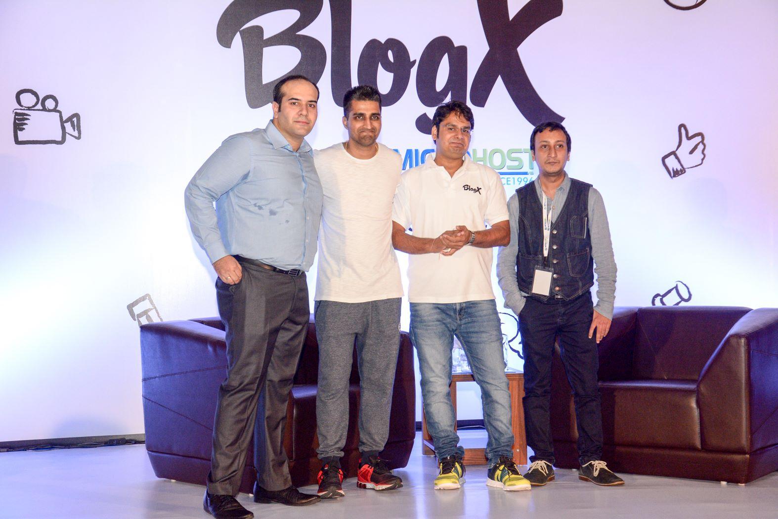 Blogx Event 2016
