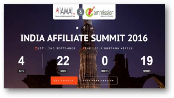 indian affiliate summit 2016