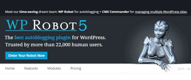 wp robot coupon code