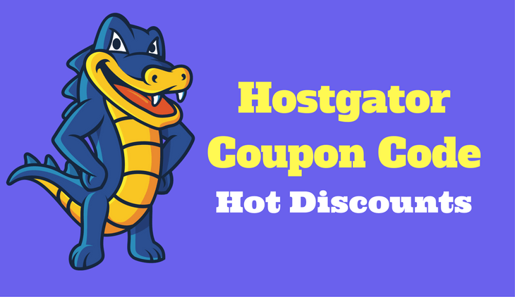 Image result for hostgator coupon
