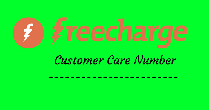FreeCharge Customer Care Number Toll Free Number