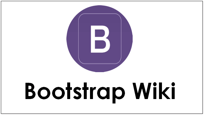 Bootstrap Wiki A Time Saving Guide
