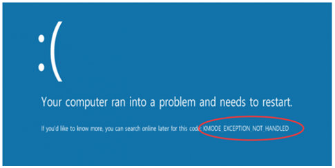 [Fixed] kmode_exception_not_handled windows 10