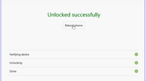 you mi phone bootloader unlocked