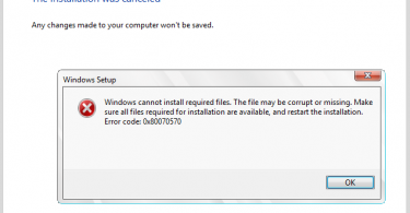 Fix-Windows-Cannot-Install-Required-Files-0x80070570