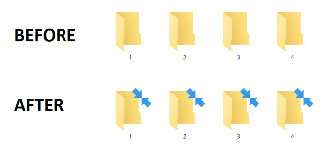 Remove-Blue-Arrows-Icon-on-Compressed-Files-and-Folders-in-Windows-10