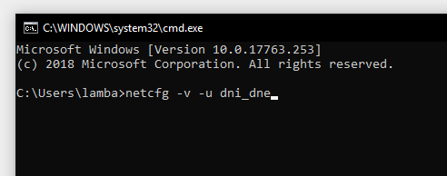 run commands on cmd