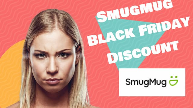 Smugmug Black Friday Deal