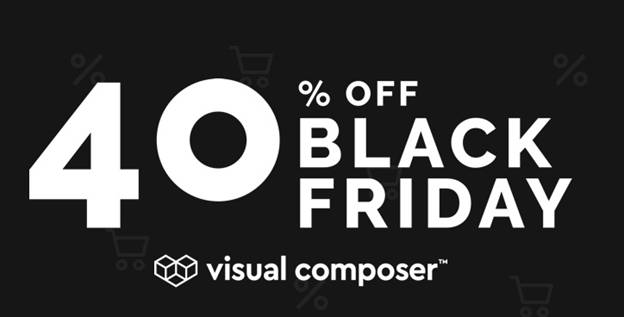 Visual Composer Black Friday