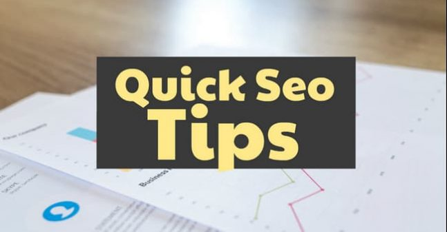 Quick SEO Tricks That Increase Rankings