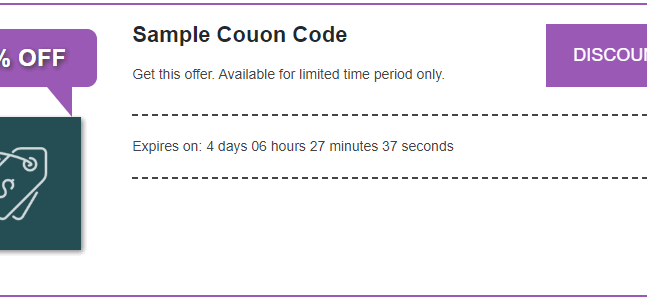 wp coupon and deals plugin