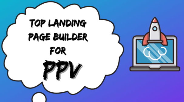 Top Landing Page Builder for ppv