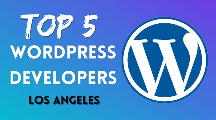 Top WordPress Developers in Los Angeles