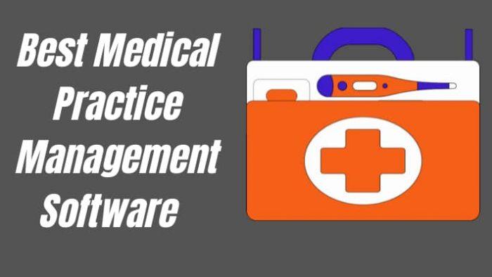 Best Medical Practice Management Software