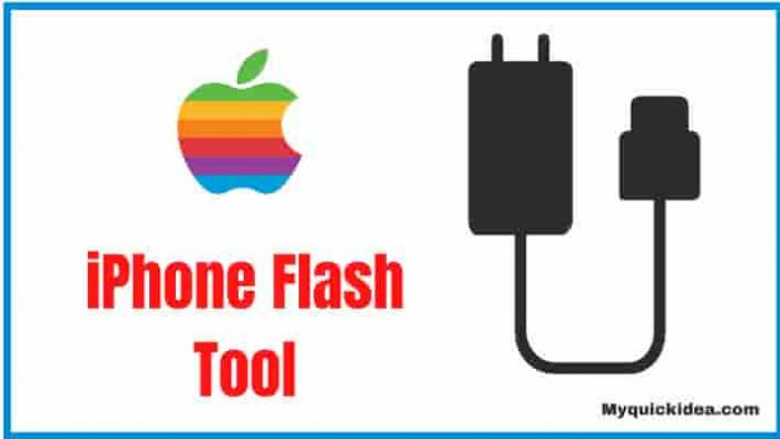 Download iPhone Flash Tool latest version