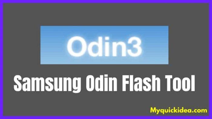 Download Samsung Flash Tool