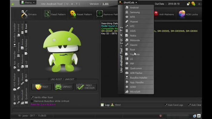Download Uni-Android Tool