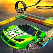 Impossible Car Stunt Games: Extreme Racing Tracks