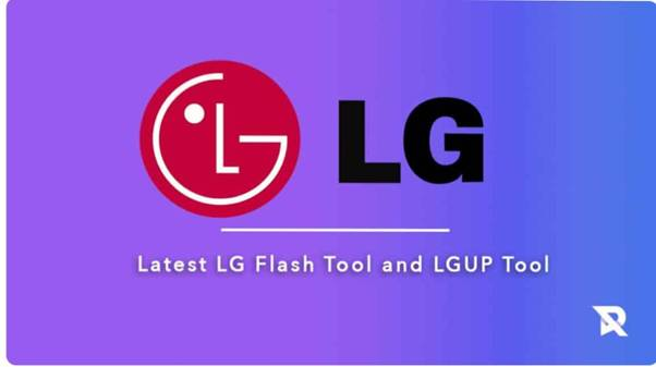 LG UP Tool latest version